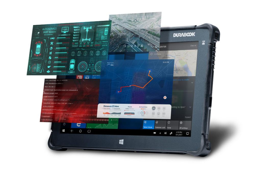 durabook tablet